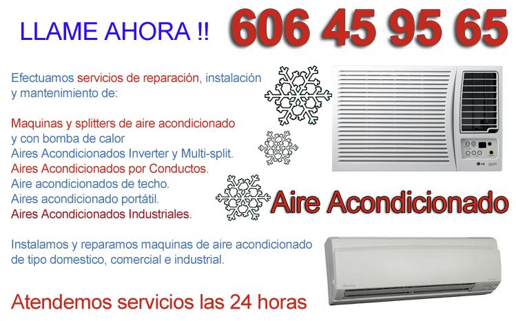 Aire acondicionado madrid baratos empresa de aire for Aire acondicionado johnson precios